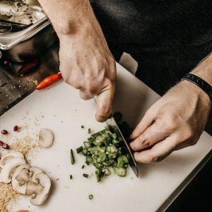 Cursos técnicas culinarias